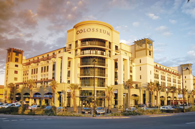 The Colosseum Luxury Hotel